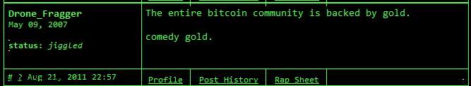 Bitcoin quote of the day