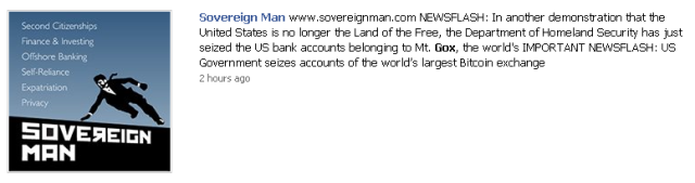 """For a fantastic laugh, look up """"Freemen on the land"""" or """"Sovereign Citizens"""""""