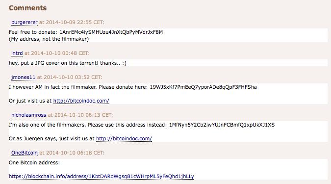 TPB Comments