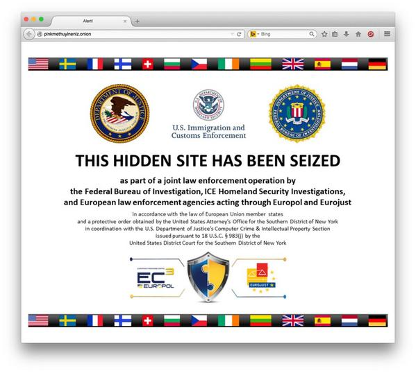 Operation Onymous Did Not Take Down 400+ Sites